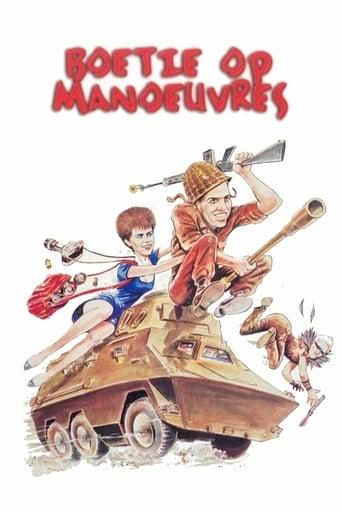 Poster of Boetie op Manoeuvres