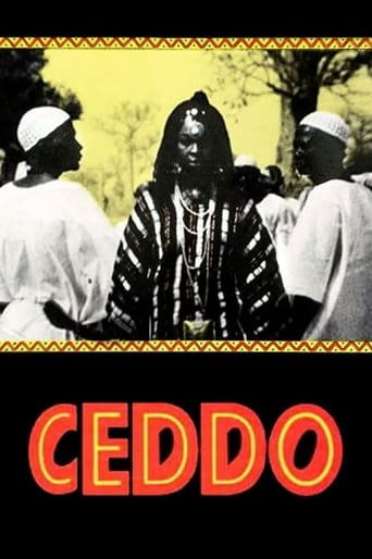 Poster of Ceddo