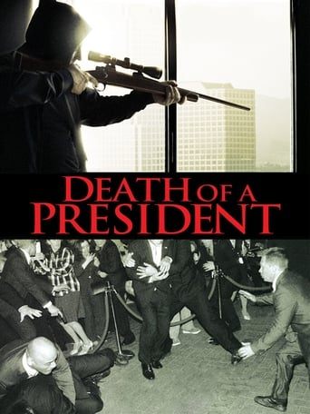 Poster of Death of a President