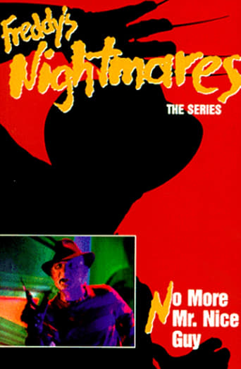 Poster of Freddy's Nightmares: No More Mr. Nice Guy