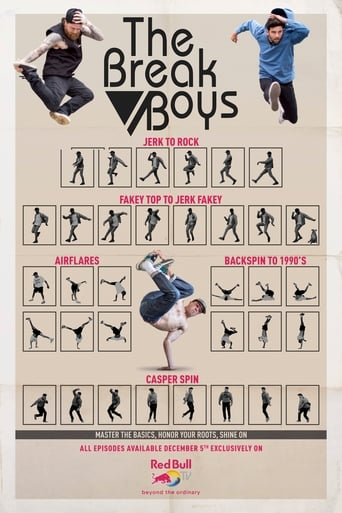Poster of The Break Boys
