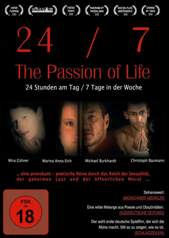 Poster of 24/7 - The Passion of Life