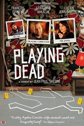 Poster of Playing Dead