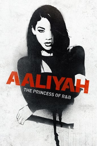 Poster of Aaliyah: The Princess of R&B