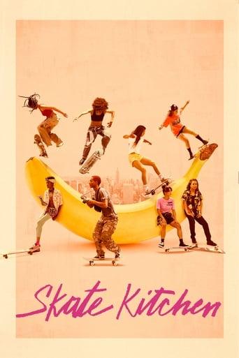 Poster of Skate Kitchen