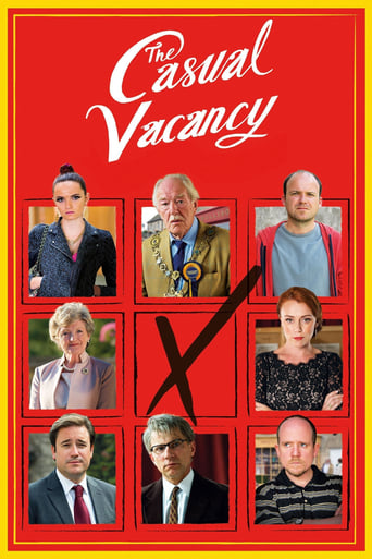 Poster of The Casual Vacancy