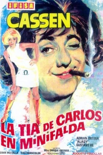 Poster of La tía de Carlos en minifalda