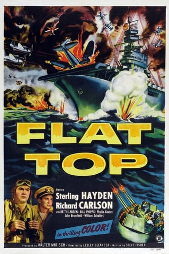 Poster of Flat Top