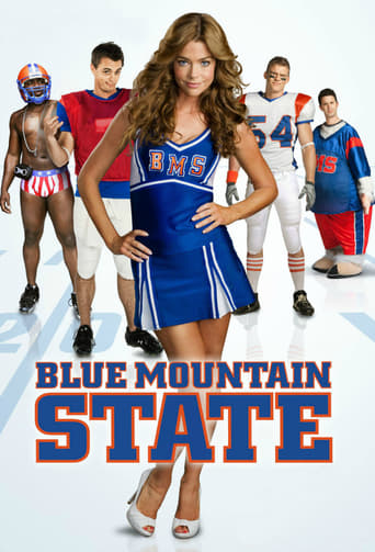 Poster of Borci z Blue Mountain State