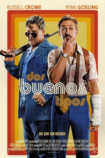 Dos buenos tipos Film Review