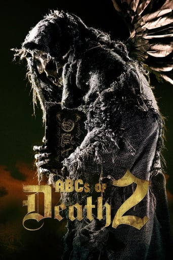 Poster of ABCs of Death 2
