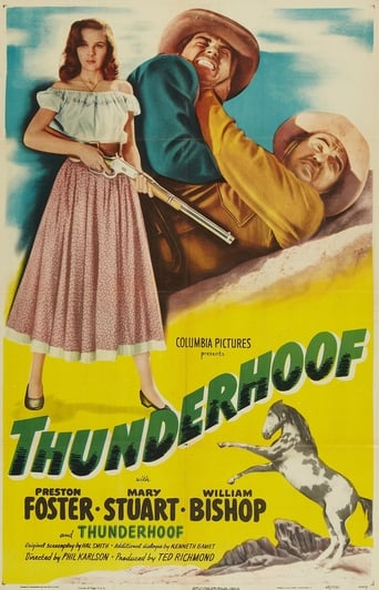 Poster of Thunderhoof