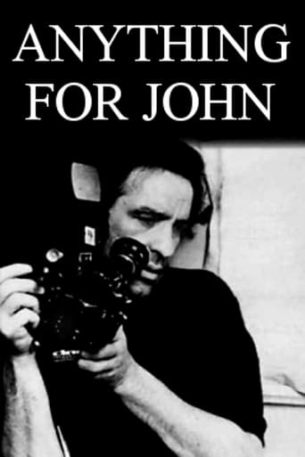Poster of Anything for John