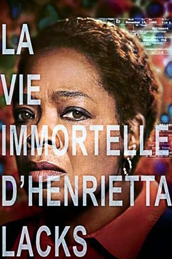 Poster of La vie immortelle d'Henrietta Lacks