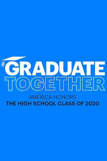 Poster of Graduate Together: America Honors the High School Class of 2020