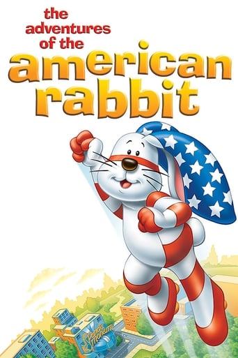 Poster of The Adventures of the American Rabbit