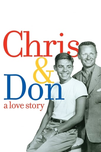 Poster of Chris & Don: A Love Story