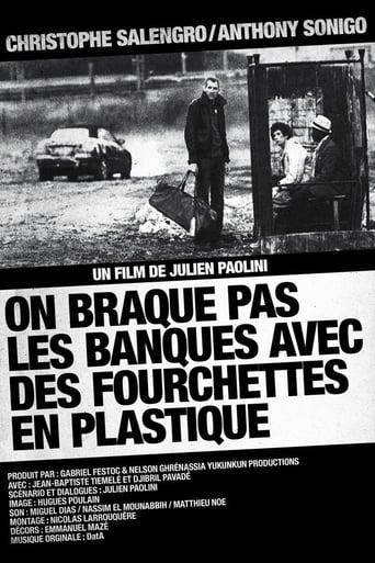 Poster of On braque pas les banques avec des fourchettes en plastique