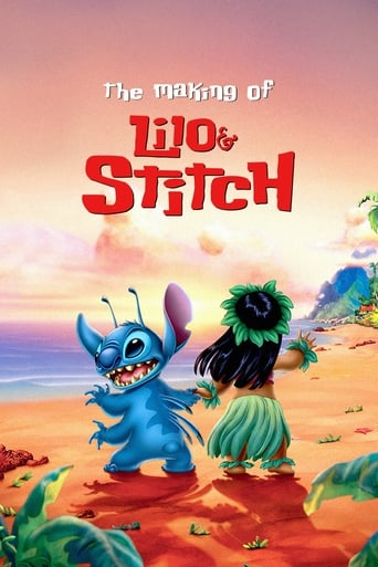 Poster of The Story Room: The Making of 'Lilo & Stitch'