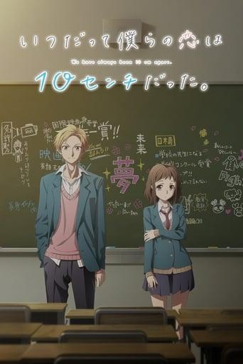 Poster of Itsudatte Bokura no Koi wa 10 cm Datta