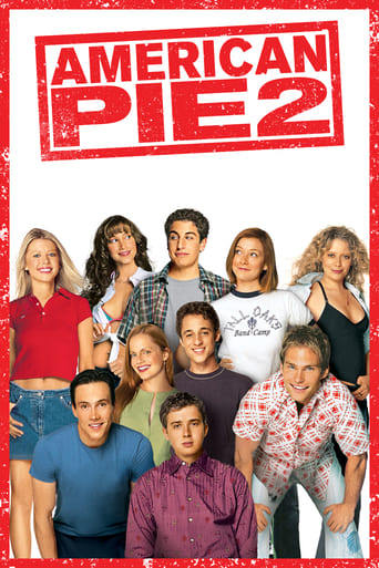 Poster of American Pie 2