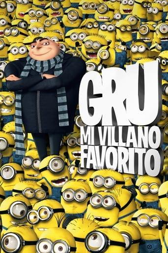 Poster of Gru, Mi villano favorito
