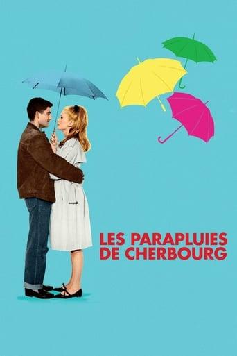 Poster of Paraplíčka ze Cherbourgu