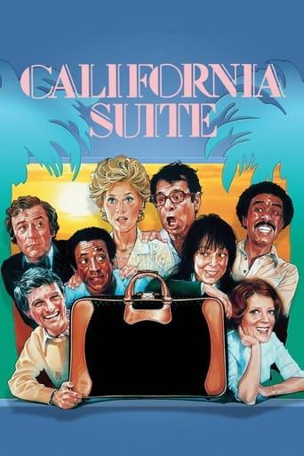 Poster of California Suite