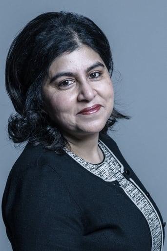 Image of Sayeeda Warsi