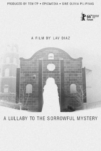 Poster of A Lullaby to the Sorrowful Mystery