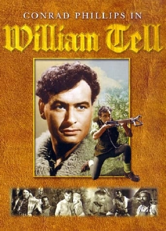 Poster of The Adventures of William Tell