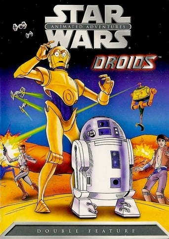 Poster of Star Wars: Droids