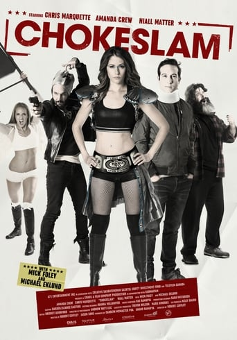 Poster of Chokeslam