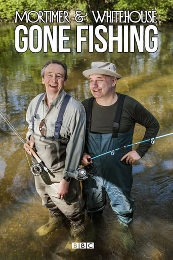 Poster of Mortimer & Whitehouse: Gone Fishing