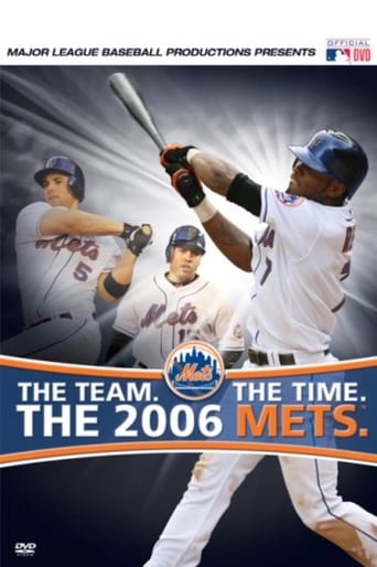 Poster of The Team. The Time. The 2006 Mets