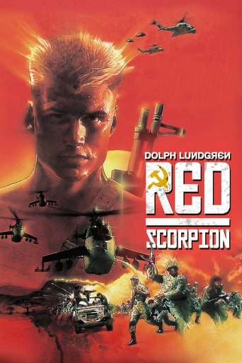 Poster of Red Scorpion