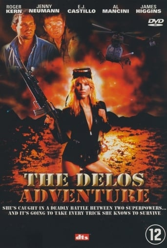 Poster of The Delos Adventure