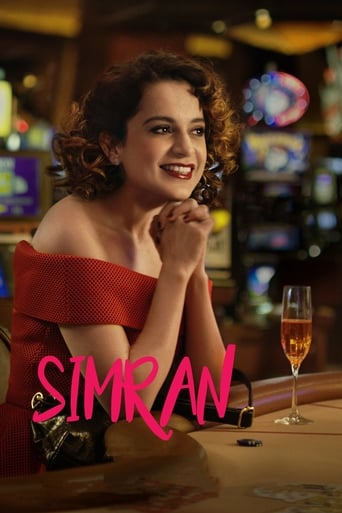 Poster of Simran