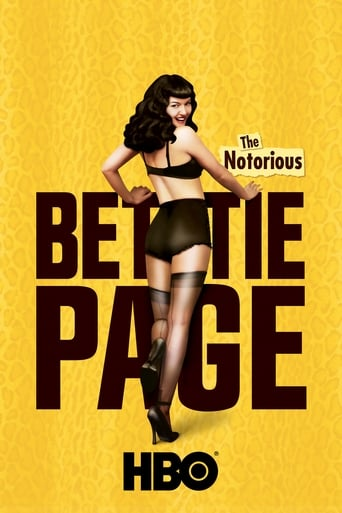 Poster of The Notorious Bettie Page