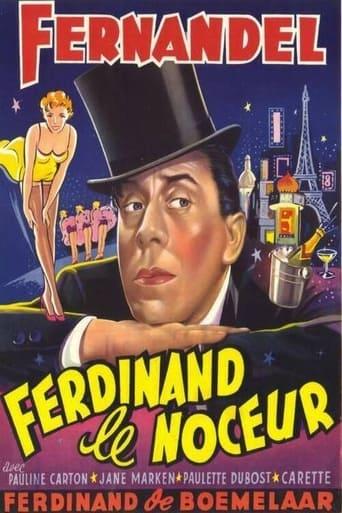 Poster of Ferdinand le noceur