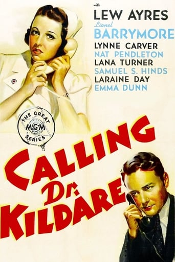 Poster of Calling Dr. Kildare