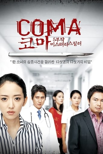 Poster of Coma