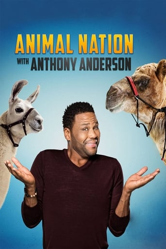 Poster of Animal Nation With Anthony Anderson