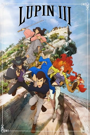 Poster of Lupin the Third