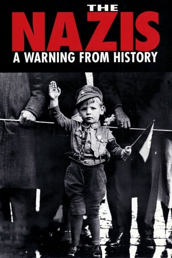 Poster of The Nazis: A Warning from History