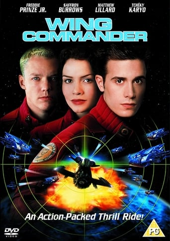 Poster of Wing Commander