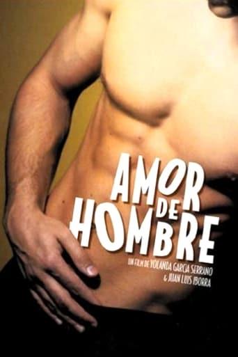Poster of Amor de hombre