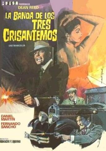 Poster of La banda de los tres crisantemos