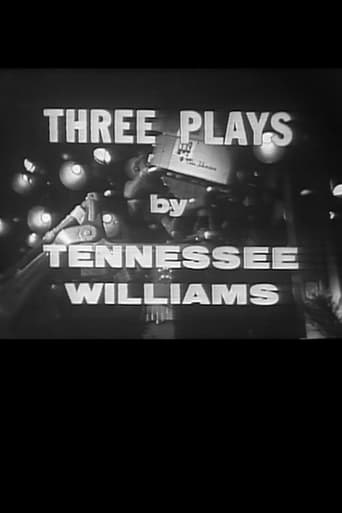Three Plays by Tennessee Williams