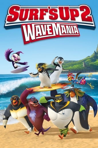 Poster of Surf's Up 2: WaveMania